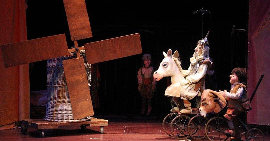 Aventuras de Don Quijote
